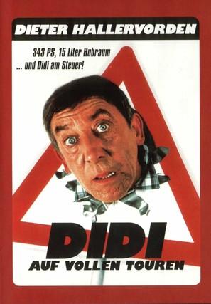 Didi auf vollen Touren - German Movie Cover (thumbnail)