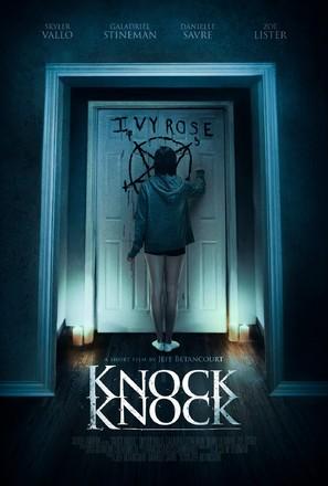 Knock Knock - Movie Poster (thumbnail)