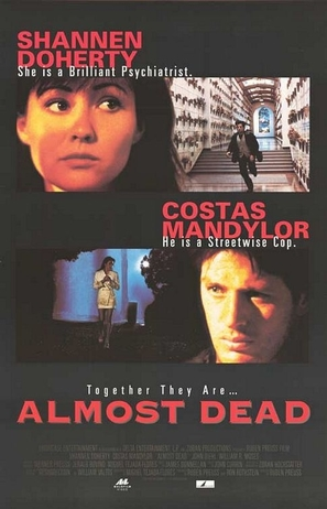 Almost Dead - Movie Poster (thumbnail)