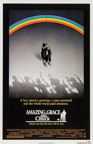 Amazing Grace and Chuck - Movie Poster (thumbnail)