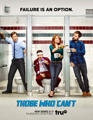 """""""Those Who Can't"""" - Movie Poster (thumbnail)"""