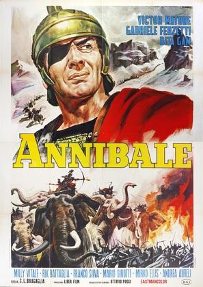 Annibale - Italian Movie Poster (thumbnail)