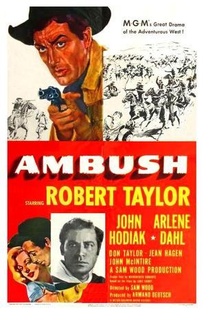 Ambush - Movie Poster (thumbnail)