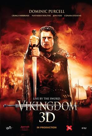 Vikingdom - Advance movie poster (thumbnail)