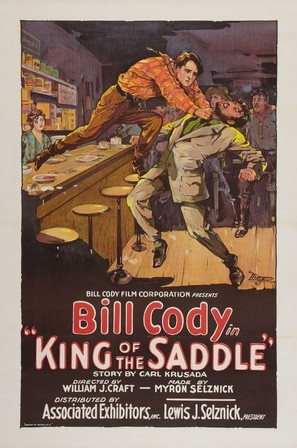 King of the Saddle - Movie Poster (thumbnail)