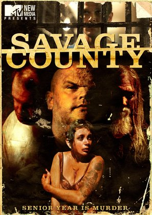 """""""Savage County"""" - DVD movie cover (thumbnail)"""