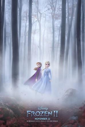 Frozen II - Movie Poster (thumbnail)