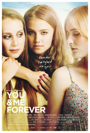 You & Me Forever - Danish Movie Poster (thumbnail)