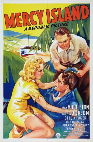 Mercy Island - Movie Poster (thumbnail)