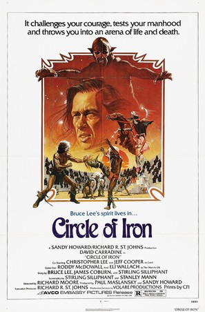 Circle of Iron - Movie Poster (thumbnail)