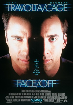 Face/Off - Movie Poster (thumbnail)