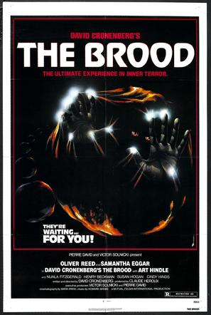 The Brood - Movie Poster (thumbnail)