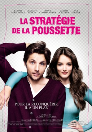 La stratégie de la poussette - French Movie Poster (thumbnail)