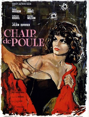 Chair de poule - French Movie Poster (thumbnail)