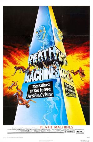 Death Machines - Movie Poster (thumbnail)