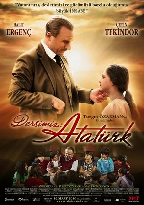 Dersimiz: Atatürk - Turkish Movie Poster (thumbnail)