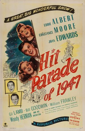 Hit Parade of 1947 - Movie Poster (thumbnail)