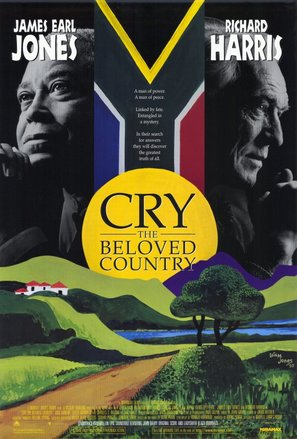 Cry, the Beloved Country - Movie Poster (thumbnail)