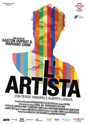 El artista - Italian Movie Poster (thumbnail)