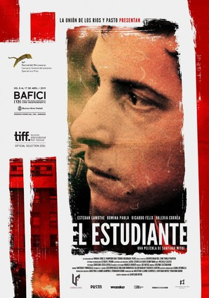 El estudiante - Argentinian Movie Poster (thumbnail)
