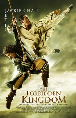 The Forbidden Kingdom - Movie Poster (thumbnail)