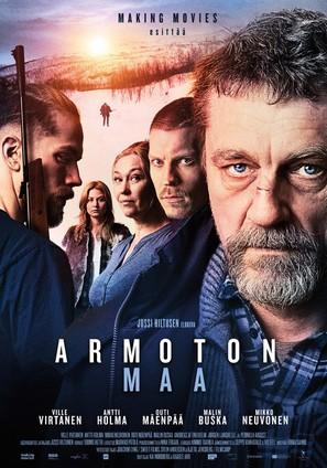 Armoton maa - Finnish Movie Poster (thumbnail)