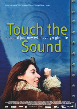 Touch the Sound - German Movie Poster (thumbnail)
