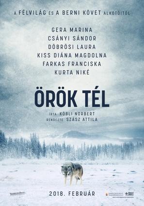 Örök tél - Hungarian Movie Poster (thumbnail)
