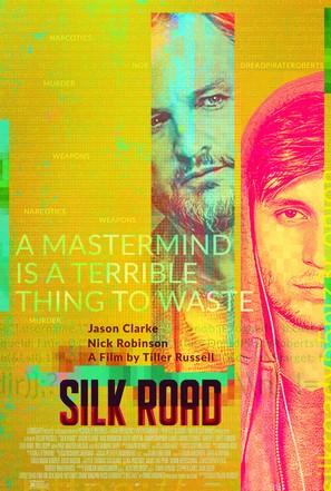 Silk Road - Movie Poster (thumbnail)