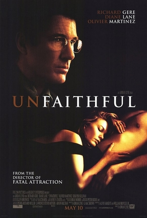 Unfaithful - Movie Poster (thumbnail)