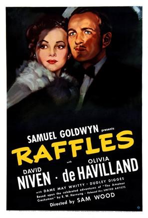 Raffles - Movie Poster (thumbnail)