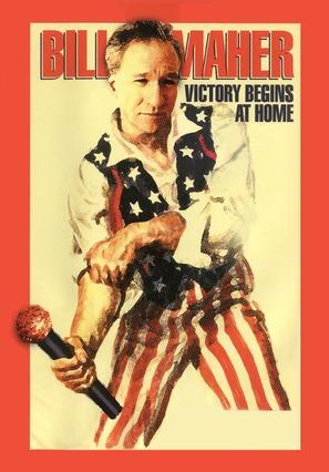 Bill Maher: Victory Begins at Home - poster (thumbnail)