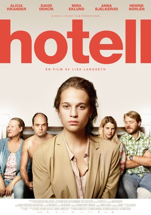 Hotell - Swedish Movie Poster (thumbnail)