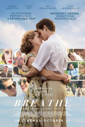 Breathe - British Movie Poster (thumbnail)