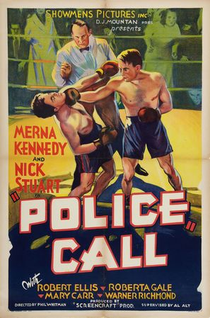 Police Call - Movie Poster (thumbnail)