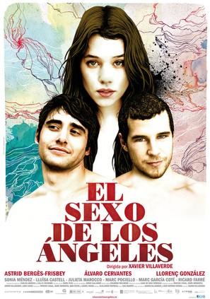 El sexo de los ángeles - Spanish Movie Poster (thumbnail)