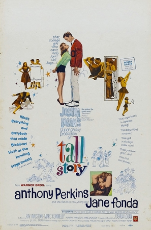 Tall Story - Movie Poster (thumbnail)