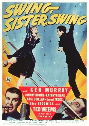 Swing, Sister, Swing - Movie Poster (thumbnail)