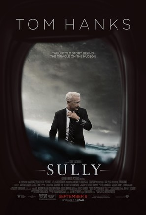 Sully - Movie Poster (thumbnail)