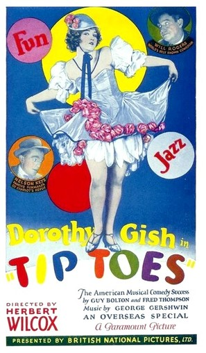Tiptoes - Movie Poster (thumbnail)