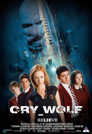 Cry Wolf - Movie Poster (thumbnail)