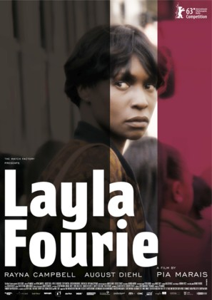 Layla Fourie - South African Movie Poster (thumbnail)
