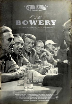 On the Bowery - Movie Poster (thumbnail)
