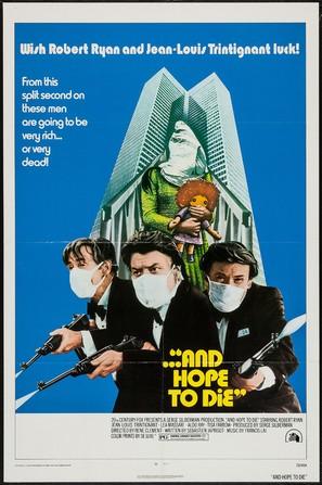 La course du lièvre à travers les champs - Movie Poster (thumbnail)