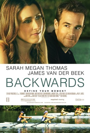 Backwards - Movie Poster (thumbnail)