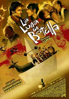 La luna en botella - Spanish Movie Poster (thumbnail)