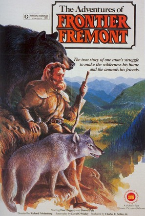 The Adventures of Frontier Fremont - Movie Poster (thumbnail)