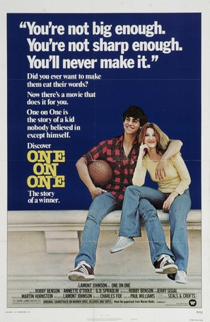 One on One - Movie Poster (thumbnail)