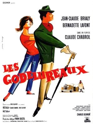 Les godelureaux - French Movie Poster (thumbnail)