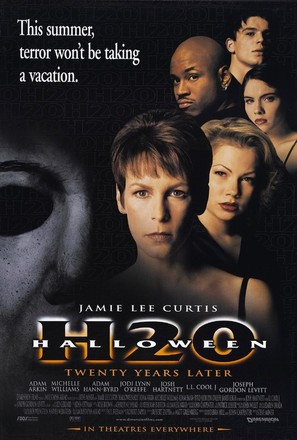 Halloween H20: 20 Years Later - Movie Poster (thumbnail)